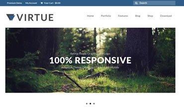 Virtue WordPress Template