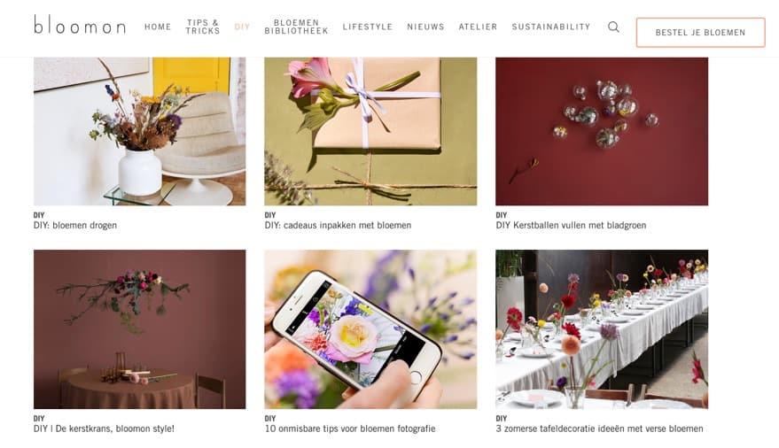 Bloomon Blog