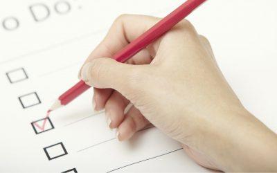 Blogpost Checklist