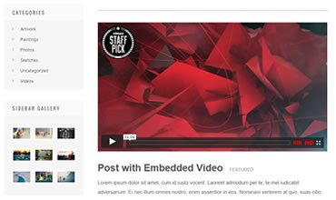 Tesla WordPress Template