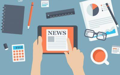 Bloggen over actuele onderwerpen