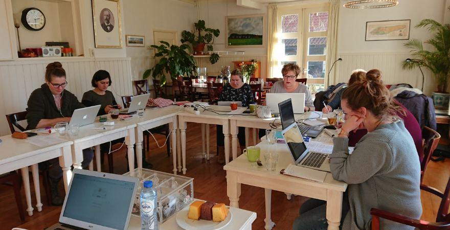 Workshop Schiermonnikoog