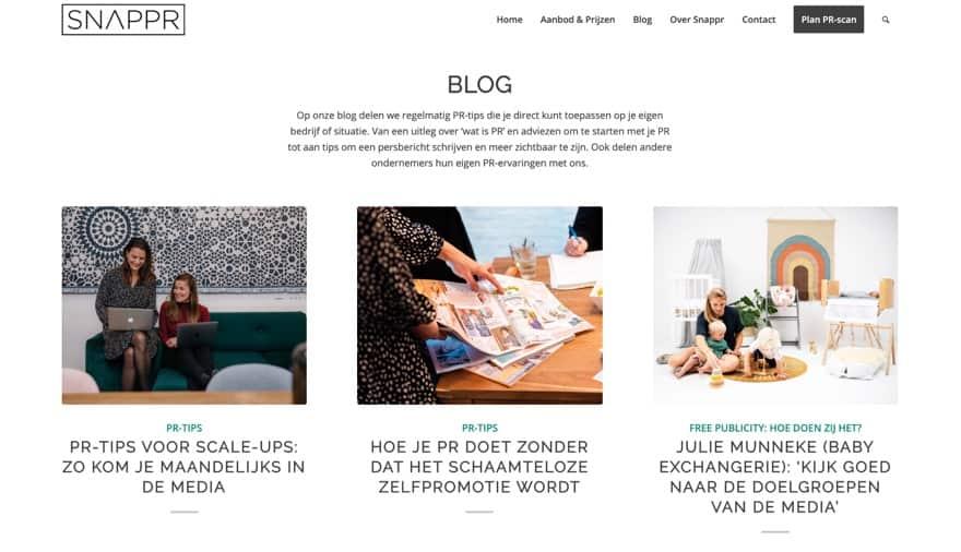 Snappr Blog