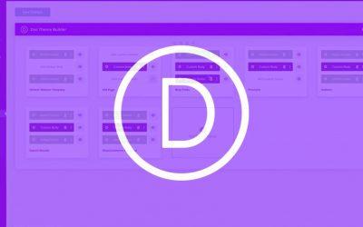 Divi Theme Builder: zo maak je templates voor je blog